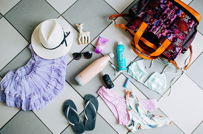 My Mexico Vacation Packing List