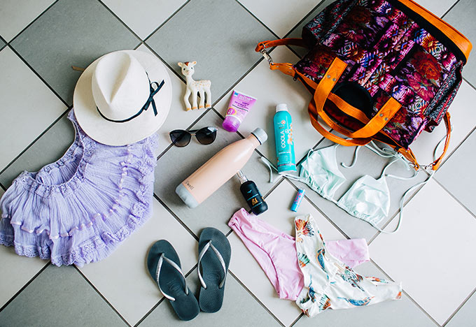 Whiskey & Lace by Erika Altes - My Mexico Vacation Packing List