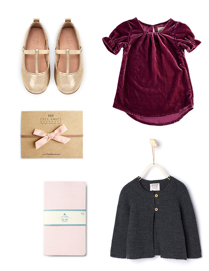 Holiday Looks for Little Ones- Whiskey & Lace by Erika Altes