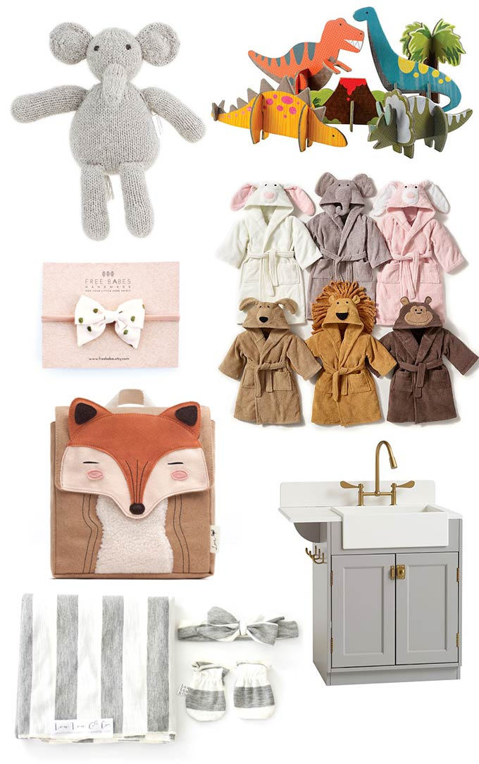Monday Must-Haves: My Baby Gift Guide