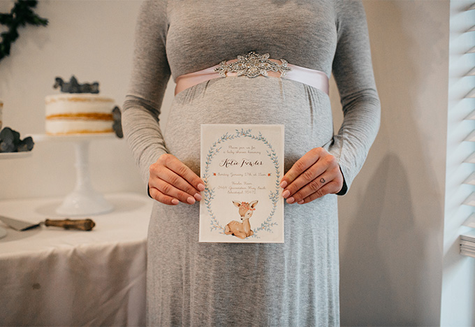 Party Time: Katie's Baby Shower - Whiskey & Lace by Erika Altes