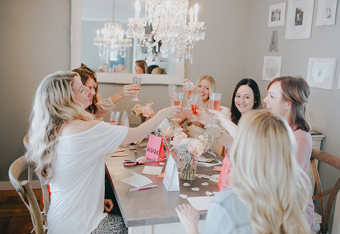 Galentine's Day Brunch - Whiskey & Lace by Erika Altes