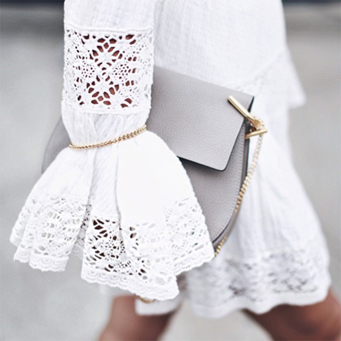 Monday Must-Haves: Amazing Lace