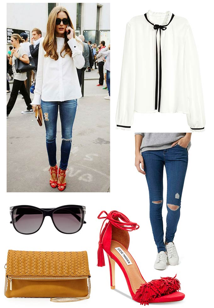 Look For Less: Olivia Palermo