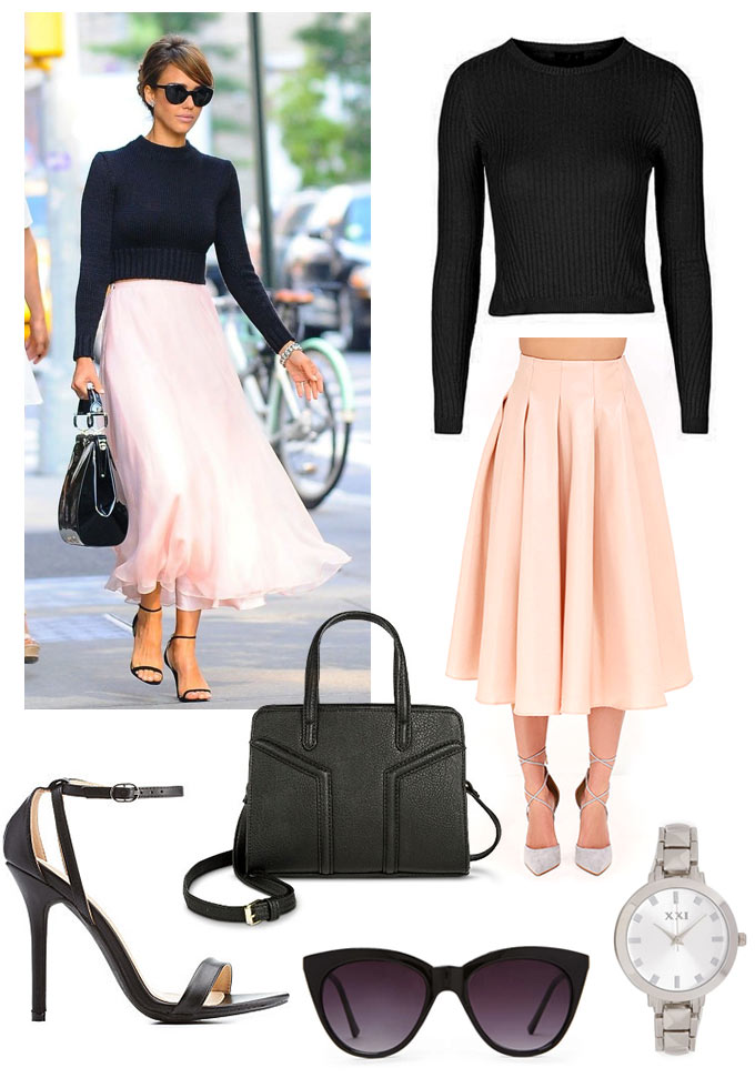 Look for Less: Jessica Alba - Whiskey & Lace by Erika Altes