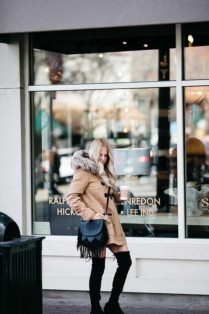 Try the Trend: Over-the-Knee Boots