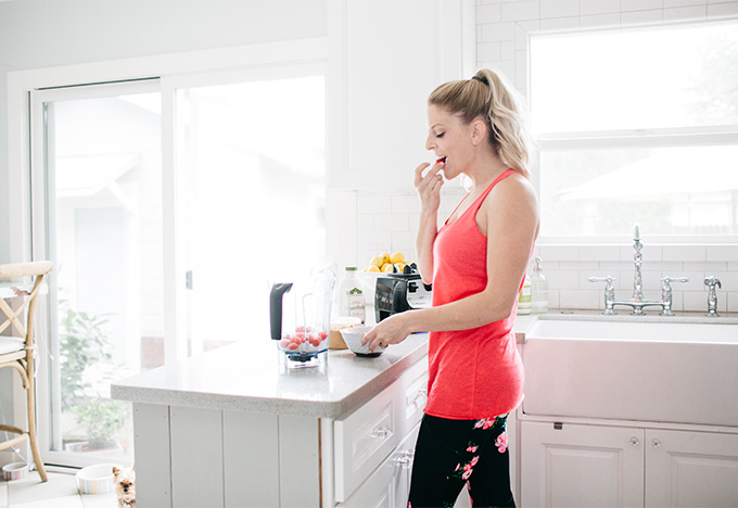 Smooth Operator: The Coolest New Workout Brand & A Healthy Recipe You'll Love!