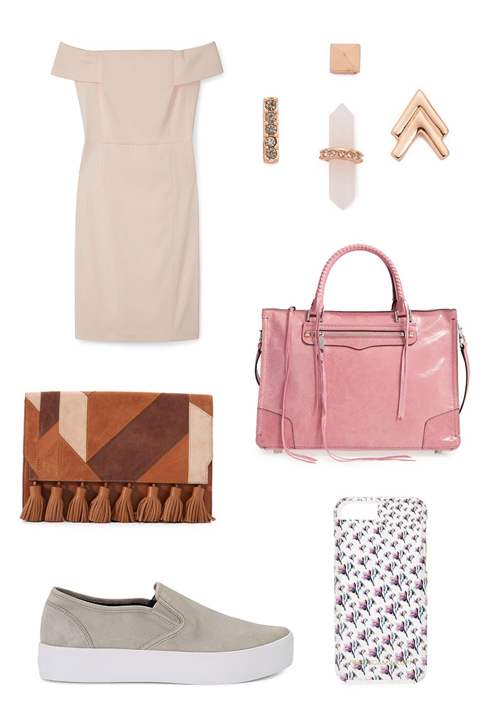 Spring Essentials by Rebecca Minkoff