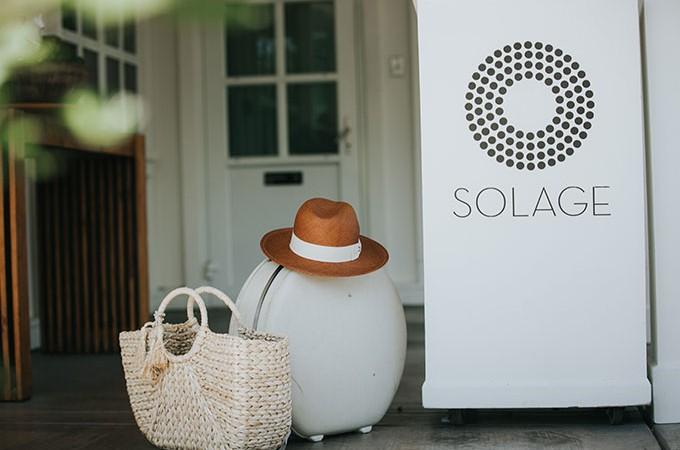 My Stay at Solage in Napa Valley