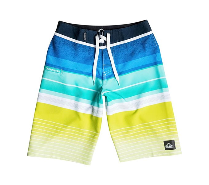 Everyday Stripe Board Short by Quiksilver