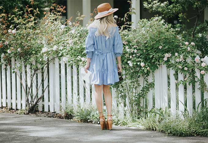 Hat Attack with Thayer J Love Dress