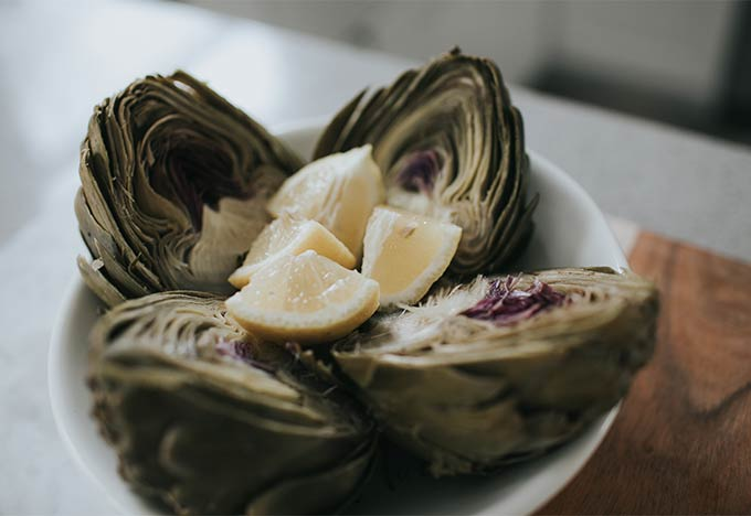 How to Make Grilled Artichokes
