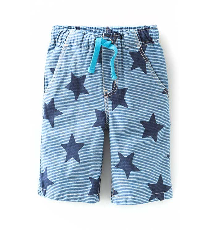 Mini Boden Print Shorts from Nordstrom