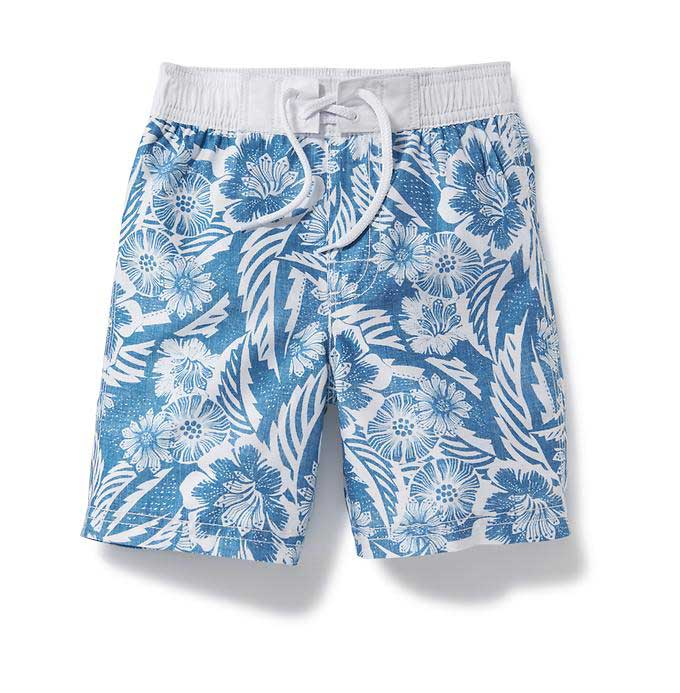 Patterned Swim Trunks from Old Navy