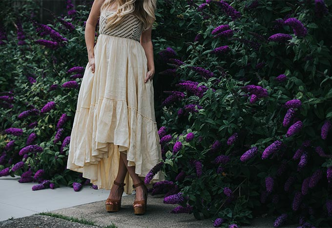 Shimmers in the Sky Maxi Free People