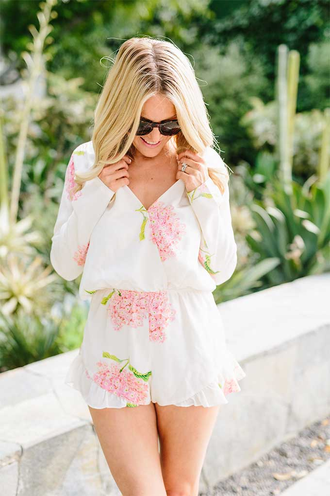 Stone Cold Fox Romper  from The Stylist LA