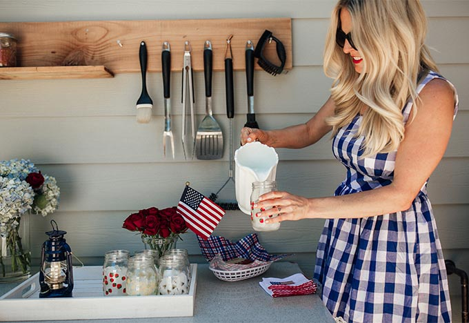 4th of July Summer BBQ with Modcloth