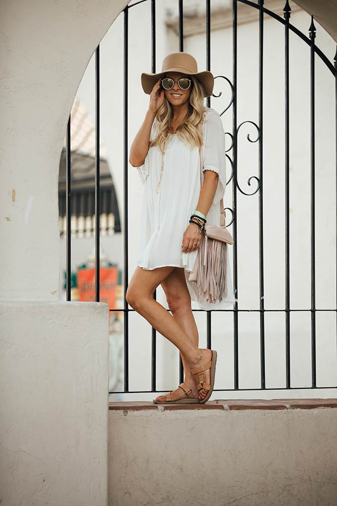 Festival Fashion with Tevas Sandals