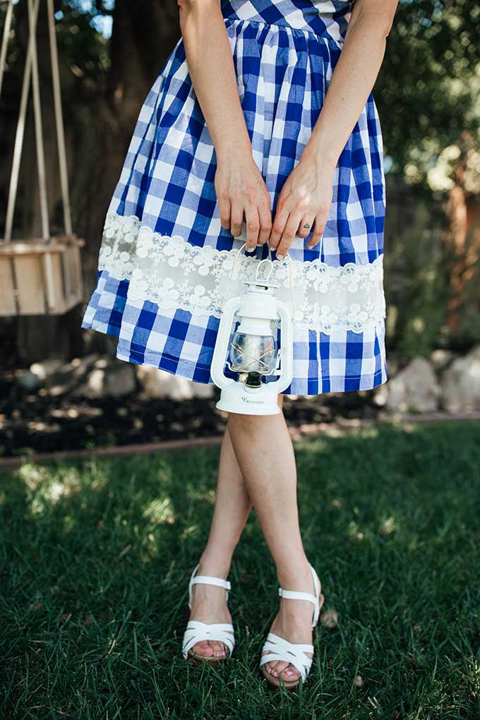 July 4th Modcloth Dress