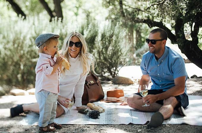Matanzas Creek Winery Picnicking