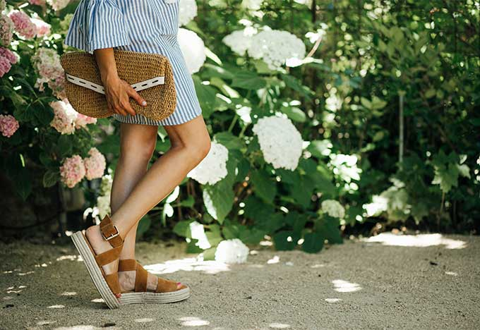 Summer Flatform Shoes