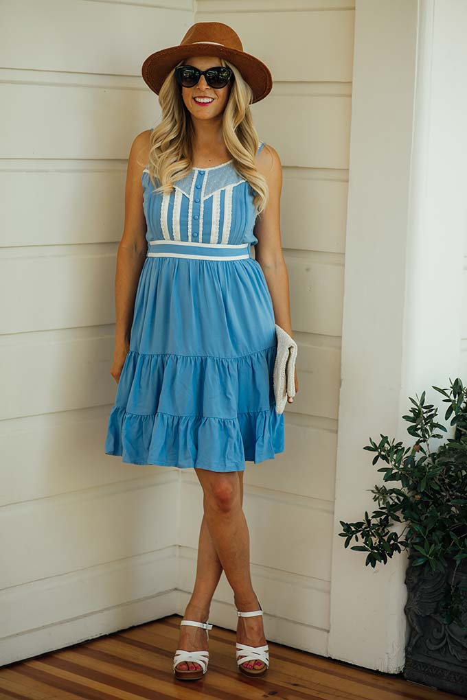 Lauren Conrad Disney Dress
