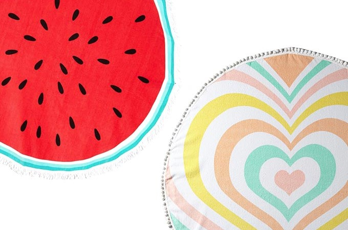 Monday Must Haves: Beach Towels to Buy Now