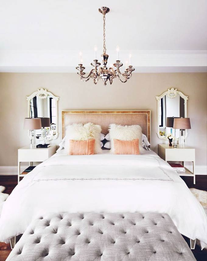 Glam Bedroom Inspiration