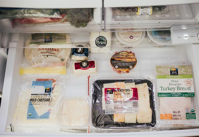 How to Keep Your Fridge Organized