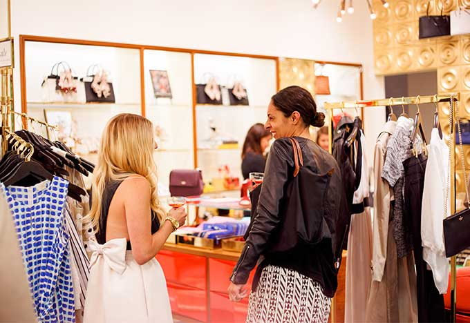 Kate Spade In Store Event