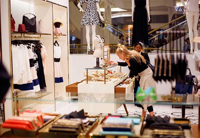 Kate Spade San Francisco Store