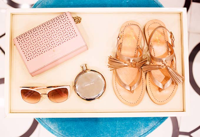 Kate Spade x Whiskey and Lace