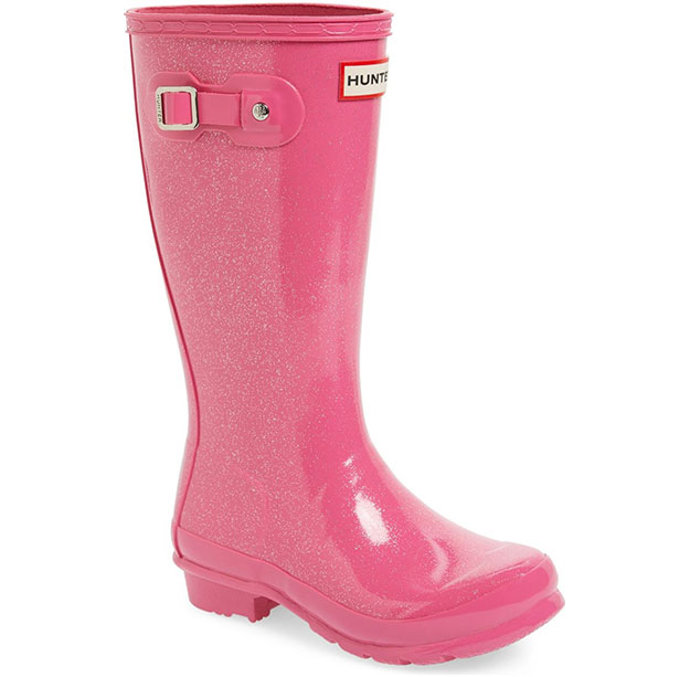Original Glitter' Rain Boot Toddler, Little Kid & Big Kid