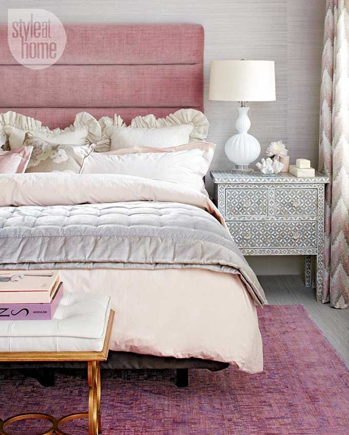 Rose Bedroom Inspiration