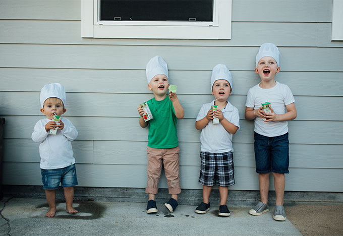 Sur La Table Kids Chef Hats