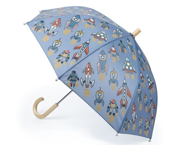 Toddler's & Kid's Space-Theme Umbrella