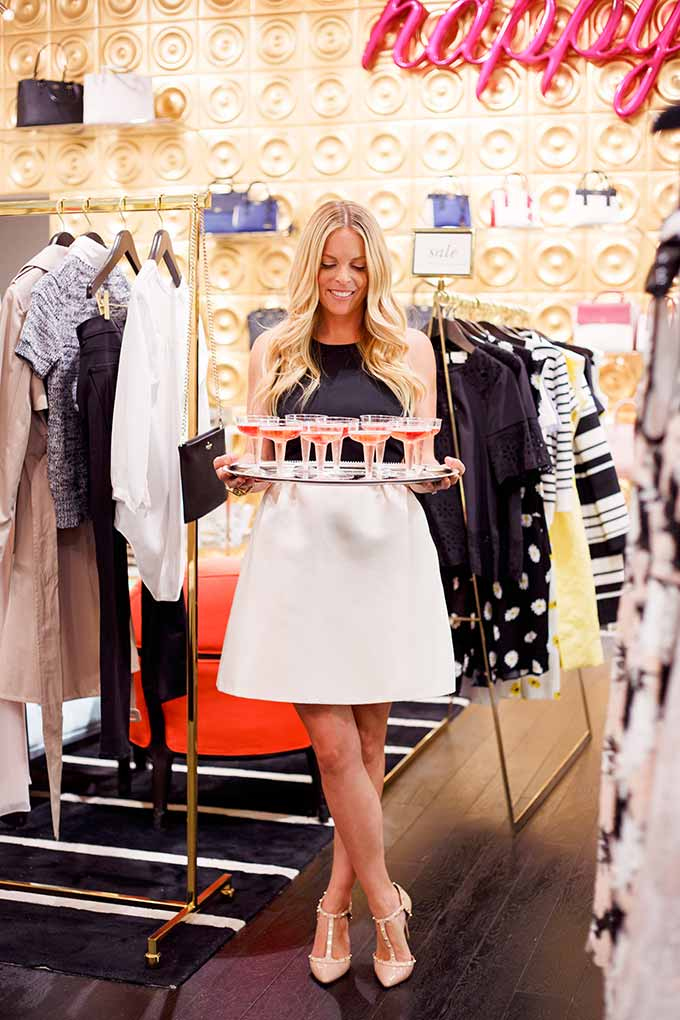 Whiskey and Lace Shopping Event with Kate Spade