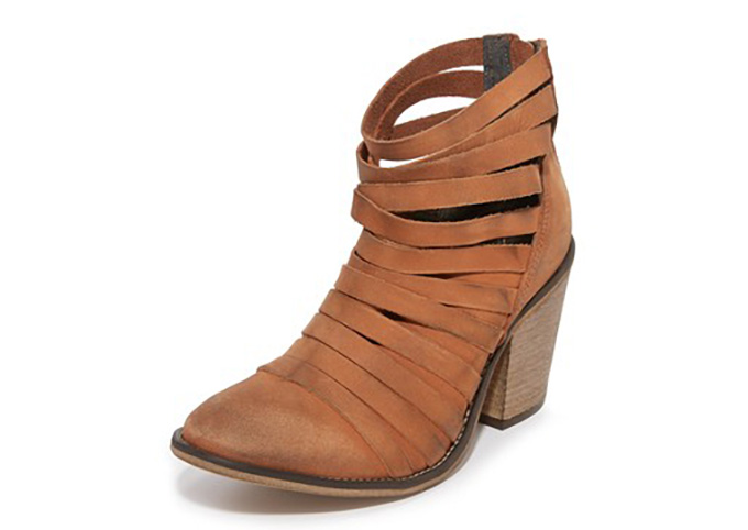 Free People Hybrid Heel Booties from Shop Bop