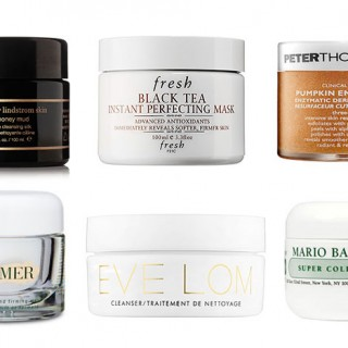 Fall's Finest Face Masks