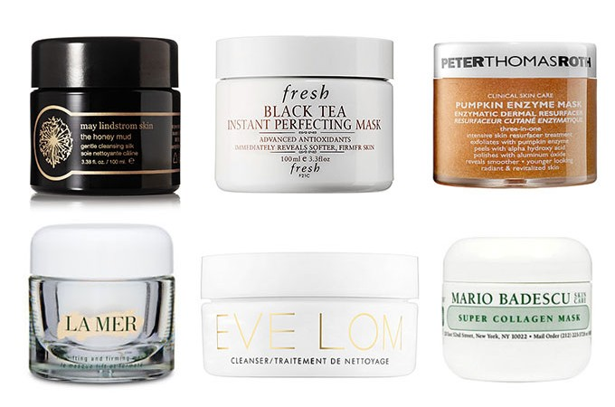 Monday Must Haves: Fall's Finest Face Masks