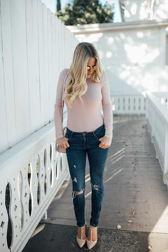 Whiskey & Lace Trend to Try: Bodysuits