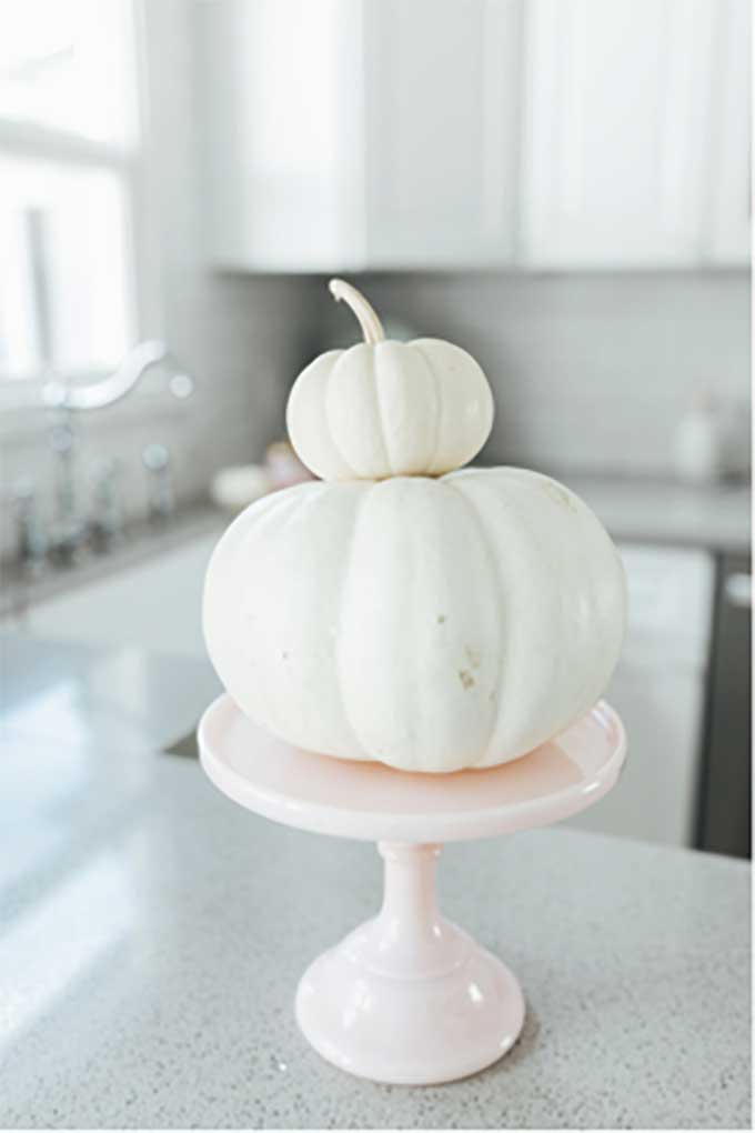 Whiskey & Lace Blog - Perfect for Fall Pumpkin Décor