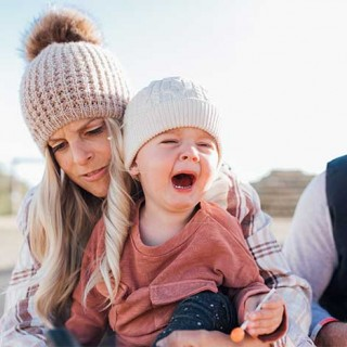 Whiskey & Lace Blog - Family Photos Aren't Easy