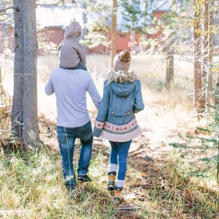 Whiskey & Lace Blog in anthropologie coat in lake tahoe