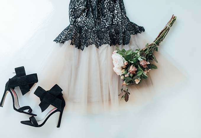 Whiskey & Lace Blog - Wedding Time with Rent the Runway