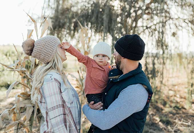 Whiskey & Lace Blog - Family Photo Tips