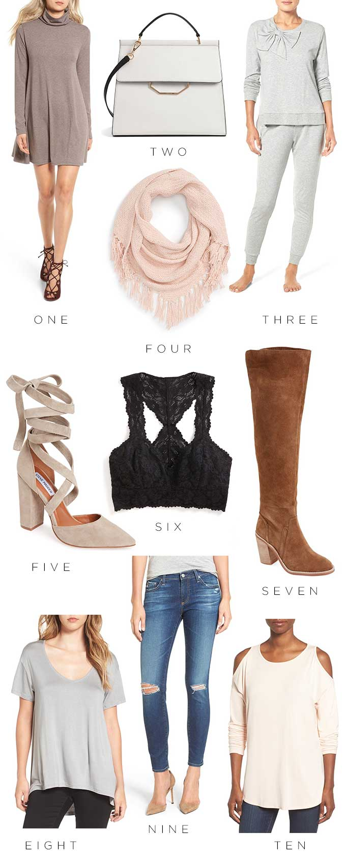 My Nordstrom Fall Clearance Favorites