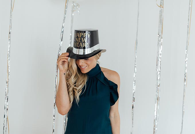 Whiskey & Lace Blog - NYE With Rachel Zoe