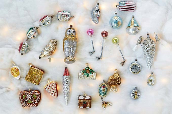 Monday Must Haves: Ornaments I'm Obsessing Over