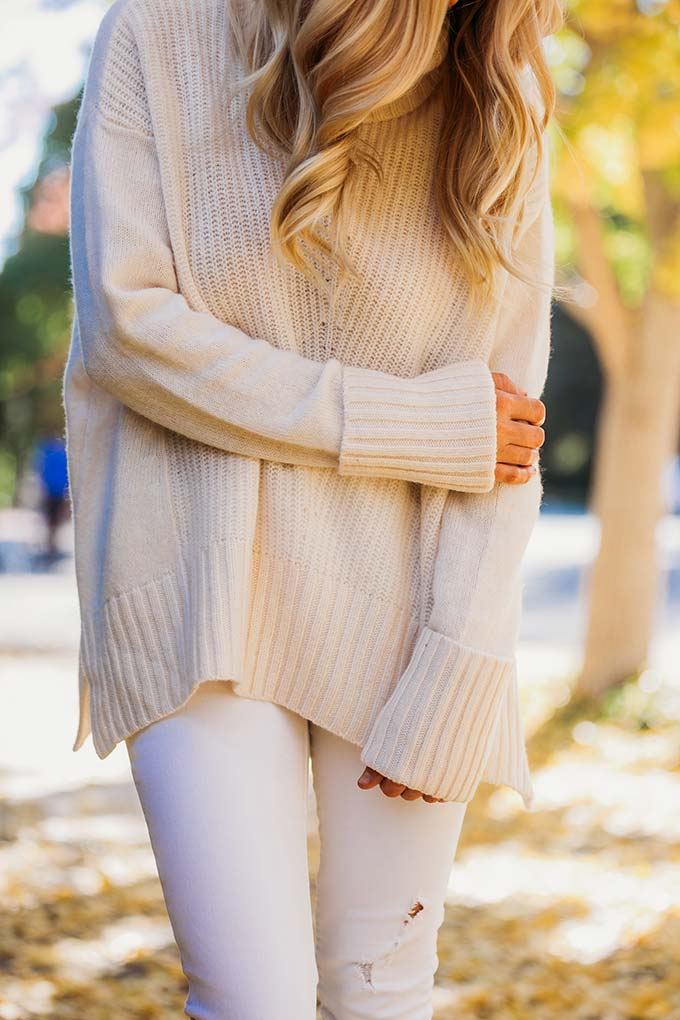 Whiskey & Lace Blog - Winter White